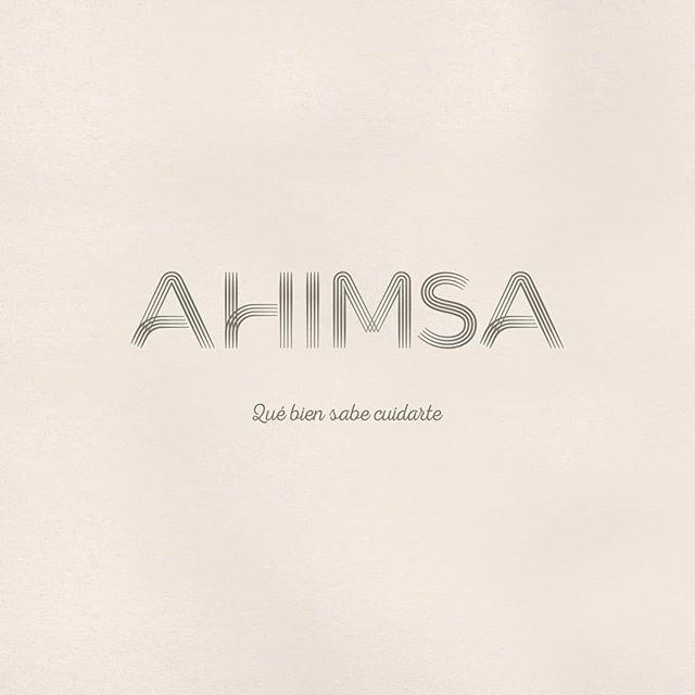 logo de Ahimsa